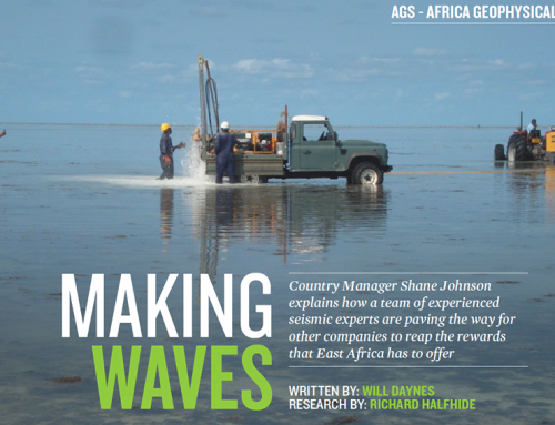 AGS – Making Waves